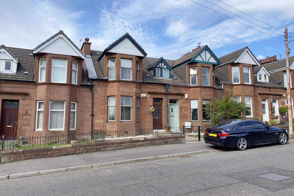 9 Clarence Street, Clydebank
